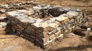 A Cob House Stone Foundation - Tips for Finding Stones