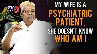 Kota Srinivasa Rao About His Family | Life Is Beautiful With Kota Srinivasa Rao | TV5 News
