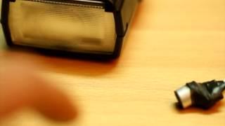 My idea to convert voice recorder to Sound Trigger-تصميم حساس صوتي منزلي .mpg