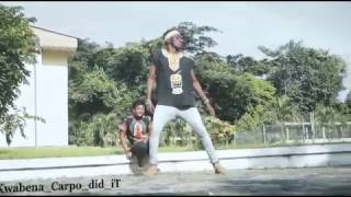 P-SQUARE  - BANK ALERT DANCE VIDEO BY ALLO MAADJOA