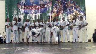ABADÁ CAPOEIRA - SEMIFINAIS - X JOGOS BRASILEIROS 2016 - SÃO BENTO GRANDE - CAT C - VIOLA