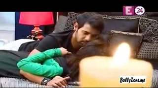 Abhi Pragya First kiss And Romance scene Romantic scene Kumkum bhagya April 2016