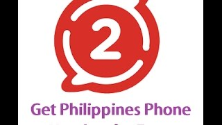 How TO Get Philippines's Number For Whatsapp Free!!!