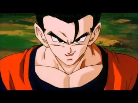 Ultimate Gohan Surpassing Super Saiyan 3 Best Moments