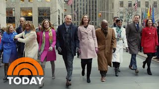 TODAY Super Bowl Commercial: Rise To Shine