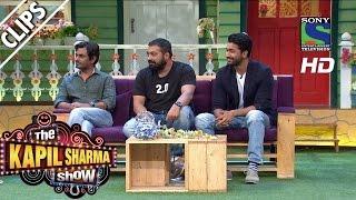 Kapil's fun time with Raman Raghav 2.0 -The Kapil Sharma Show -Episode 19 - 25th June 2016