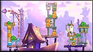Angry Birds 2 - Pig City - New Pork City Walkthrough