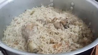 Chicken Pulao Pakistani