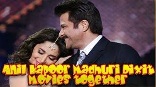 Anil Kapoor Madhuri Dixit Movies together : Bollywood Films List  🎥 🎬