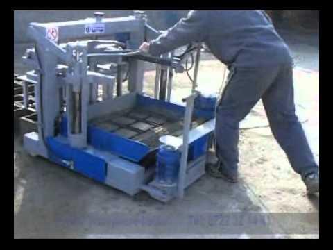 Presa mobila FORTE PMH 4B200 actionare hidraulica