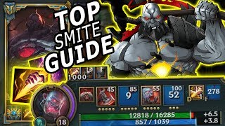 Welcome to Smite Sion Top | Tilterella Guide
