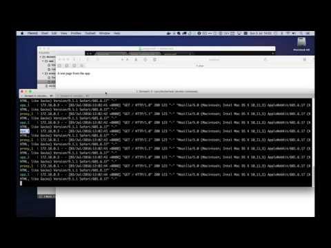 Nginx and Docker