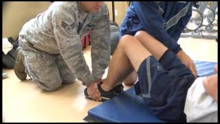 Tips to improve your sit-ups, by TSgt. Tim Kelly