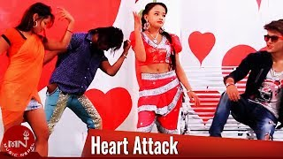 New Nepali Hot Dancing Song || Heart Attack By Gopal Nepal GM & Tulasi Gharti Magar HD