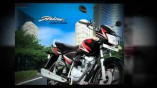 Honda Shine Feature & Photo