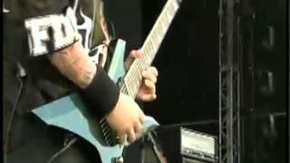 Five Finger Death Punch Live at Download Festival, Castle Donington, England 2009