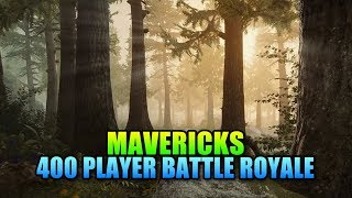 400 Player Battle Royale Is Happening - Mavericks: Proving Grounds
