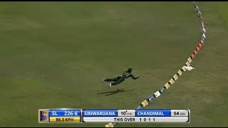 Highlights: 1st ODI at Dambulla – Pakistan in Sri Lanka 2015