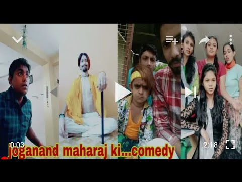 Xxx Mp4 Samthefun Jokanand Maharaj Ki Jai Funny Comedy Video What S App Funny Videos Bollywood Funny 3gp Sex