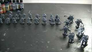 Chaos Allies Army AsJarra Inspired Conversions