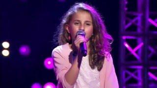 10-Year Old Gaelle Sings Jasmine Thompson's Ain't Nobody - Voice Kids