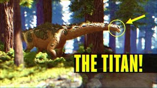 Titanosaurus - How to Tame/Everything you need to know! (Ark: Survival Evolved)