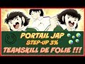 Download Video Download [CTDT] I'M BACK ! STEP-UP 3% JAP / TEAMSKILLS DE DINGUE ! | CAPTAIN TSUBASA DREAM TEAM 3GP MP4 FLV