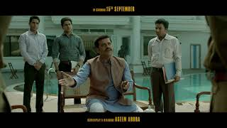 Ravi Kishen - CM   Lucknow Central Character