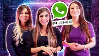Este es mi número de WhatsApp