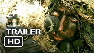 Special Forces Official US Release Trailer #1 (2012) - Diane Kruger, Djimon Houson Movie HD