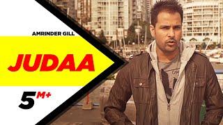 Judaa Amrinder Gill Ft Dr Zeus Punjabi Sad Song Full HD | Punjabi Songs | Speed Records