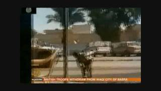 IRAQ I رد العراق Response To George W. Bush WARNING: Graphic war Footage