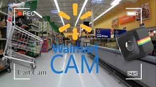 Secret Walmart Camera - Cart Cam