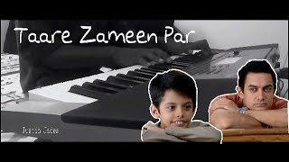 Ishan's theme song || Taare Zameen Par || piano cover