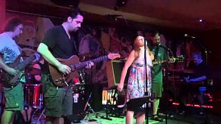 """Scarlet Mountain band performs """"LoveLight"""" at the Alley"""