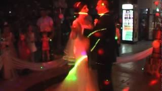 Liverpool song YNWA- wedding dance Jovica and Katerina.