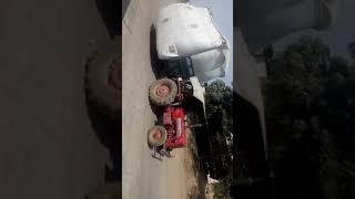 Tractor Havey Load