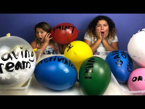 Xxx Mp4 Making Slime With Giant Balloons Giant Slime Balloon Tutorial 3gp Sex