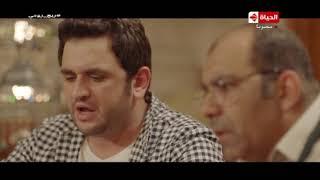 ربع رومي  لما مصطفي خاطر يقلب على غسان مطر وحمدي الوزير D D