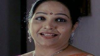 Y Vijaya Aunty Beating Gowtham Raju With Stick In Office