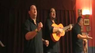 Coplas de Mostrador - Trio Comparsa Pto Sta Mª - Los Guardacalles del Norte
