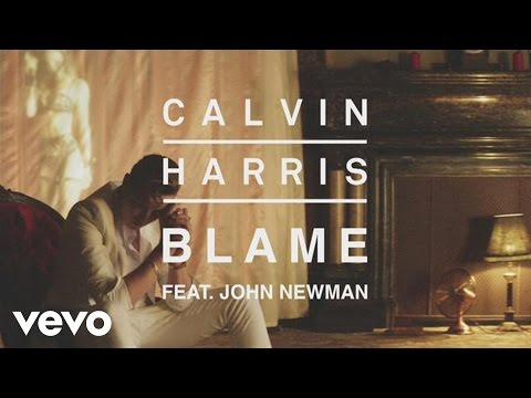 Calvin Harris Blame Audio ft. John Newman