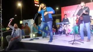 Vocal Warriors Nasha Gulaam Ali Saab Ghazal with Amazing Rap GIP Mall Noida