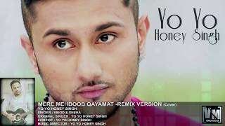 Mere Mehboob Qayamat (Cover) | Yo Yo Honey Singh | By Vinod & Sneha