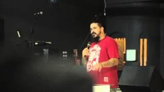 Ariovaldo JR. no Aprisco - Contracultura e o Cristão na Pós-Modernidade!