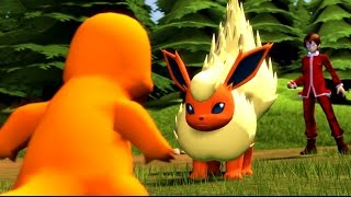 Pokemon - Combate Fuego con Fuego - Escuadrón de Arranque - EP 7