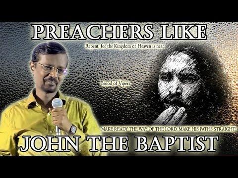 Xxx Mp4 Preachers Like John The Baptist With English Subtitles Bro Vincent Selvakumaar 3gp Sex