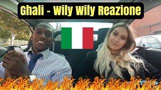 Ghali - Wily Wily Reazione!