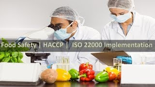Food Safety | HACCP |  ISO 22000 Implementation