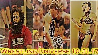 Wrestling Universe 10.31.17: Mike Zadick motivates; Adam Busiello is slick; Jinh nailed it!!!